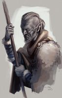 Old Vadril by TheMinttu