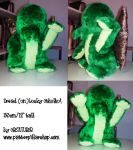 un-Lucky Cthulhu soft toy kit by Rahball