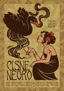Cisne Negro Cover by lllaria