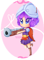 Musketeer by Sweet-Pillow