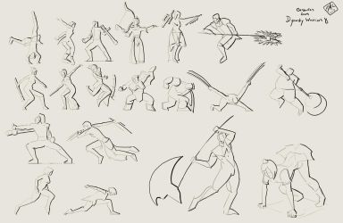 Gestures DW by CatCouch