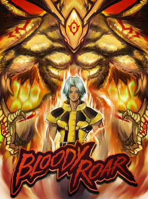 Bloody Roar: The Prince by Gjergji-zhuka