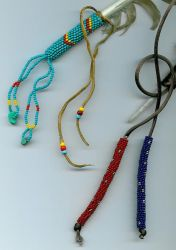 Beaded Tubes by Refiner