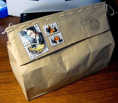 gift package by m-u-h-a