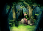 Lost woods by flopicas