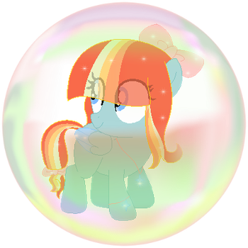Carolina Reaper (MLP 100 Palette Challenge Day 28) by dashaflash1