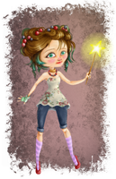 The Commission Fairy by keren-or