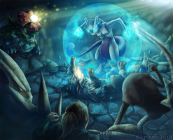 Fight for Mewtwo
