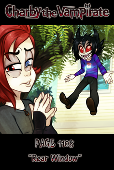 Charby the Vampirate Update 1108 by Amelius