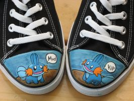 Mudkip Shoes