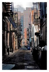 Fire escapes by MyPrivateParty