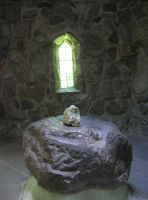 Stone of Centering n Grounding by Bennuendo
