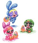 PPG - Easter Eggs by Porcubird