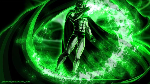 The Spectre by Ammotu