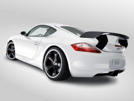 TechArt GT Cayman Wallpaper by ThEReAlWaZzAr