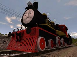 Jessie (Engines United) by TheDirtyTrain1