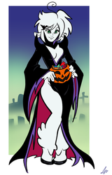 Claire's Halloween by HEARTZMD