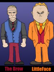 Dick Tracy:  Rogues by Lordwormm