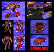 Knock Out Upgraded and Repainted by mrdeflok