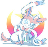 Sylveon by Zipo-Chan
