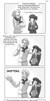 Ragged Muffin Quartet-Pg.44 by MadJesters1