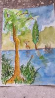 Aquarelle by jlpicard1701e