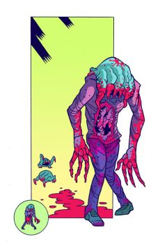 Headcrab Zombie by BryanTheEvery