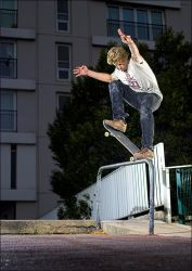 Alexis - Front Nosegrind by SnoopDong