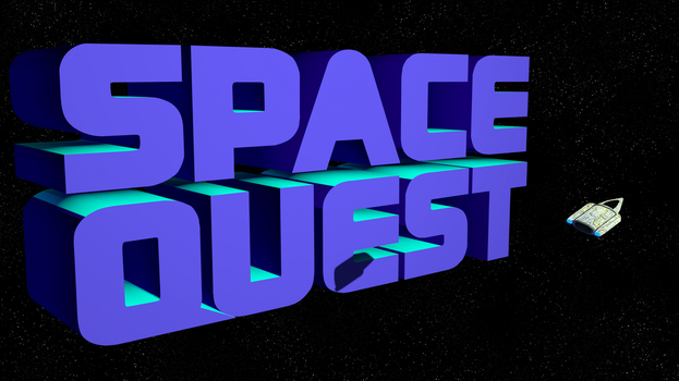 Space Quest 2 1080p (Ship/Shadow) by MusicallyInspired