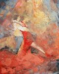To love and dance by magdaurse