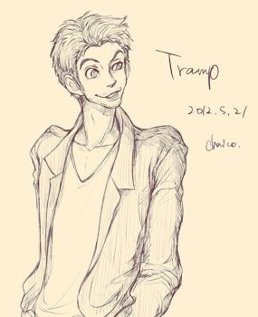 Tramp by chacckco