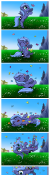 Woona's Special Day Out! by DawnMistPony