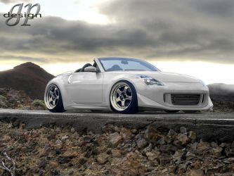 Nissan 350Z Convertable by GPDezign
