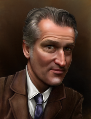 Mr Gerald Finch by oingy-boingy