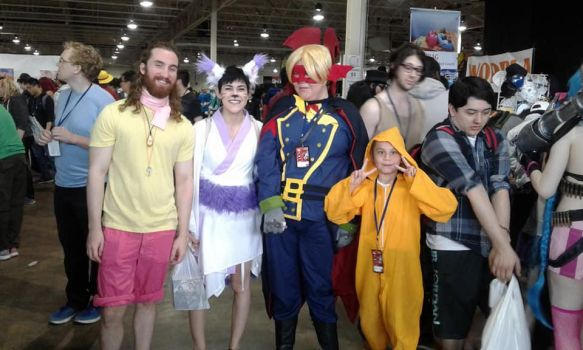 Anime North 2017 - Digimon by AnimeLoveAnimeRPer