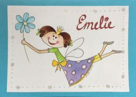 Card 4 Emelie by 8Annett8