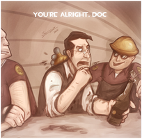 TF2: You did well by Sunny--San