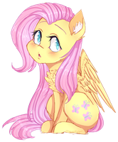 Fluttershy by ShiroMidorii