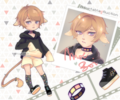 [CLOSED] Adoptable Auction by Harcium