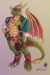Reignited - Nestor by Ryhaal