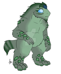 Tundra Male Youngling by Trickstyr