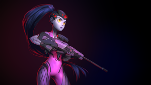Widowmaker by Saige199