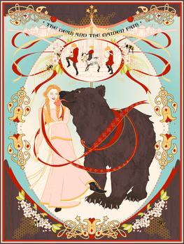 The Bear and the Maiden Fair by ruebella-b