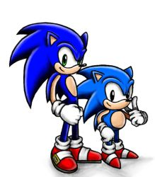 The Sonic Duo by martinsaenz1996