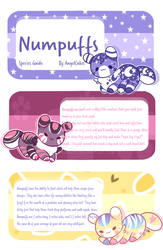 Numpuffs: Species Guide - Open Species by AngeICakes