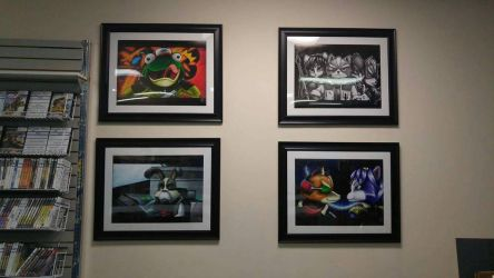 Limited Star Fox prints 4 Sell by Kaphonie