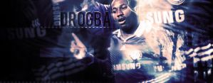 Drogba Sign V2 by AHDesigner
