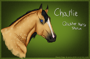 Charlie Portrait by WhimsicalRuby