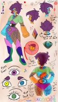 Spectrolite: Hess and Ky fusion by Kydee