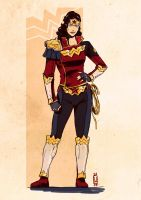 Wonder Woman Concept by W-Orks